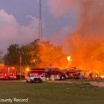 austin fire home explosion texas